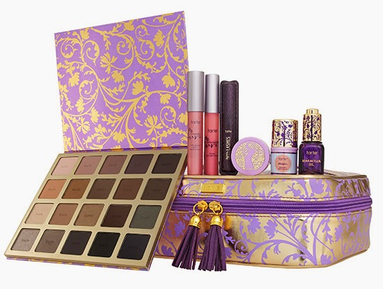 Tarte Cosmetics Bon Voyage Collector's Set And Travel Bag