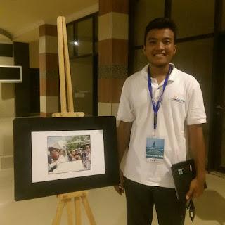 Pengurus APMI Ikuti Ajang Internasional Pemuda Maritim di Sulawesi Barat