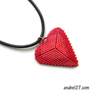 купить необычный подарок девушке на день святого валентина кулон сердце