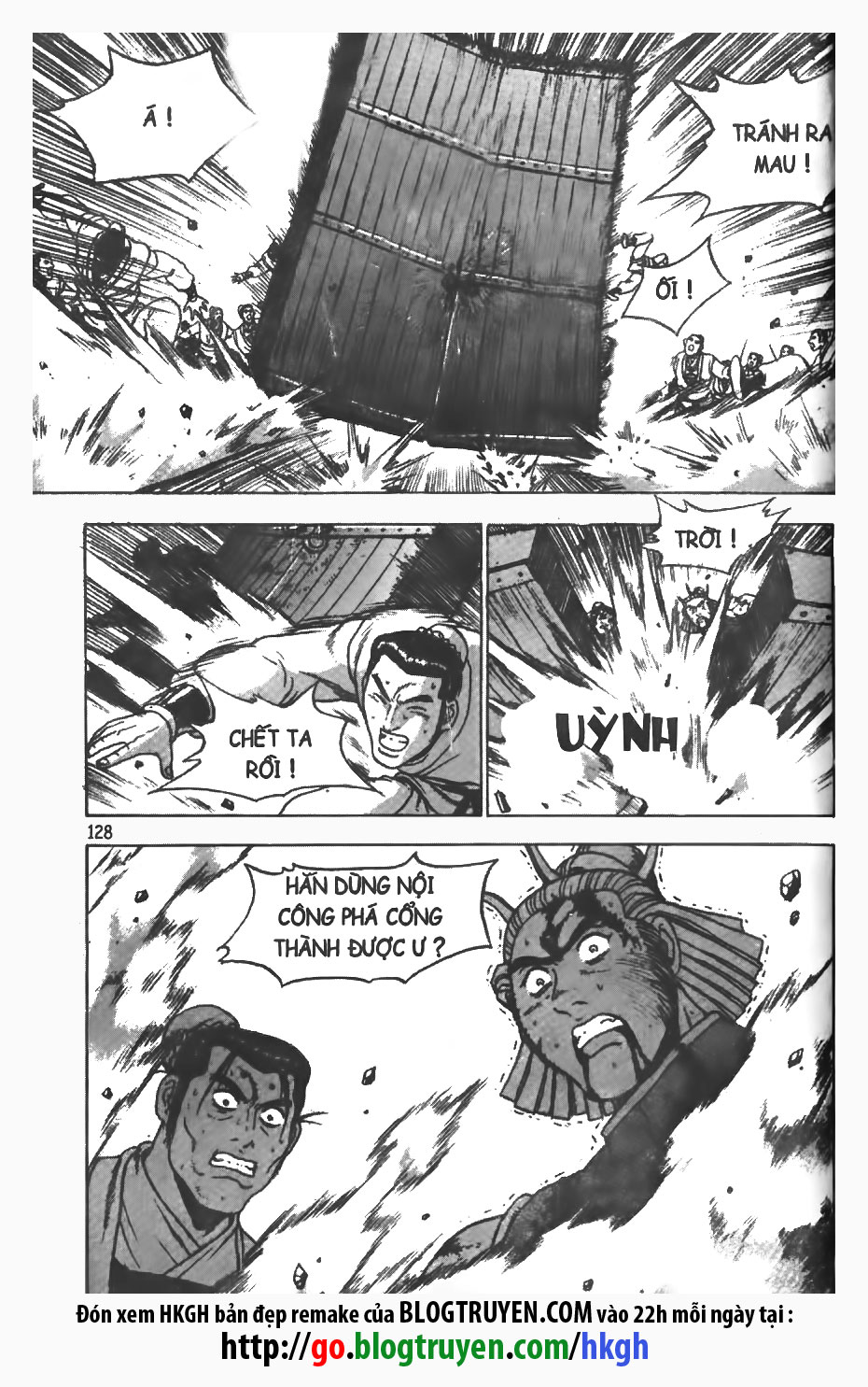 Hiệp Khách Giang Hồ chap 205 Trang 19 - Mangak.info