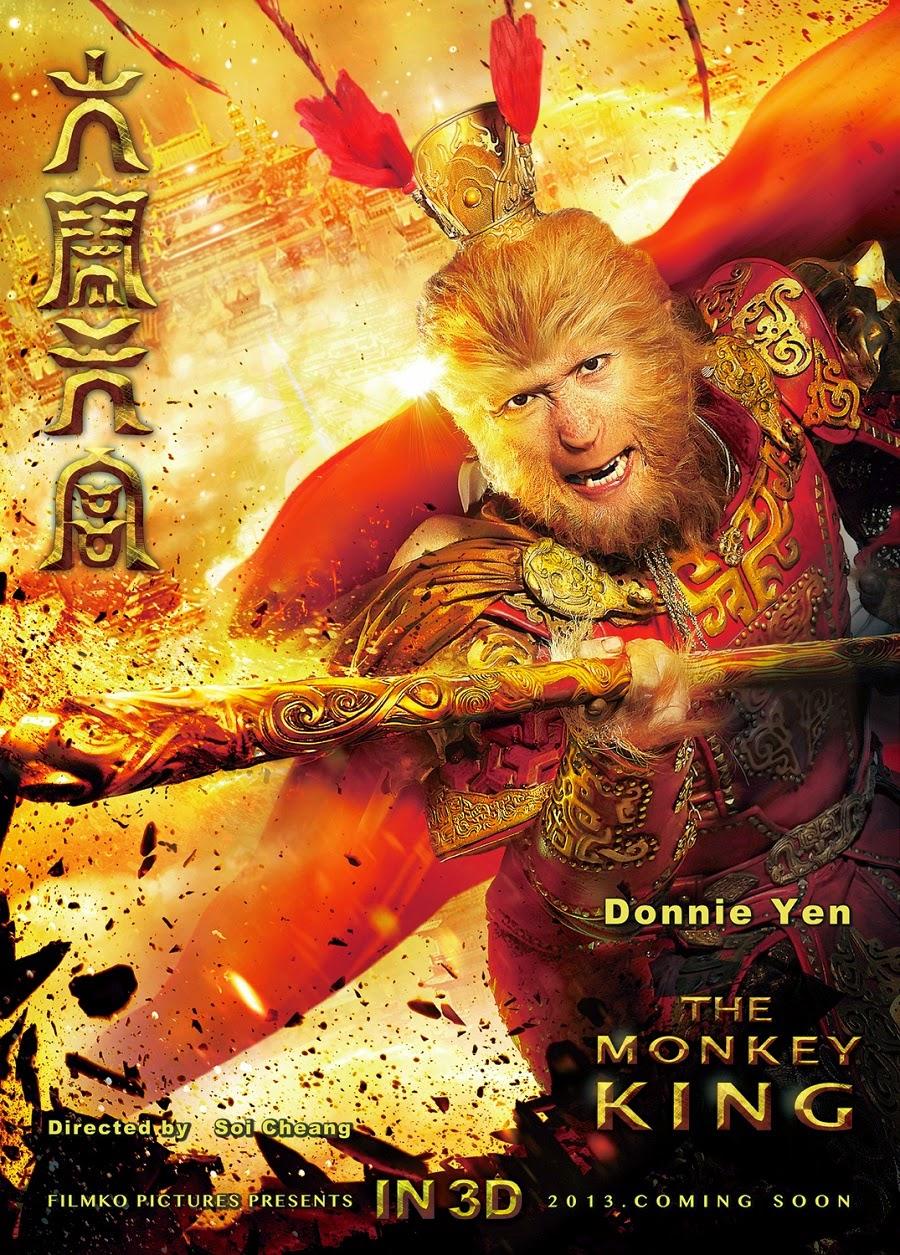 Đại Náo Thiên Cung - The Monkey King (2014) Poster