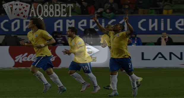 Agen Piala Eropa - Highlights Pertandingan Brasil 2-1 Peru (Copa America) 15/06/2015