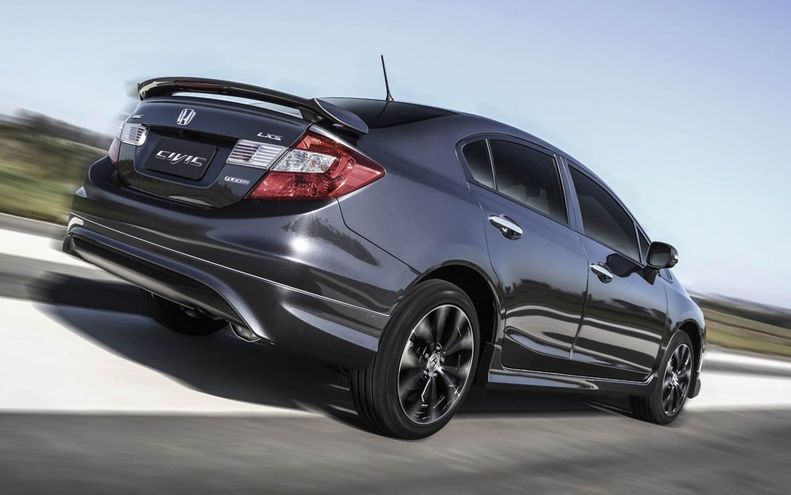 Honda civic 2016 chega em fevereiro lxr ganha esp car for New honda civic 2016