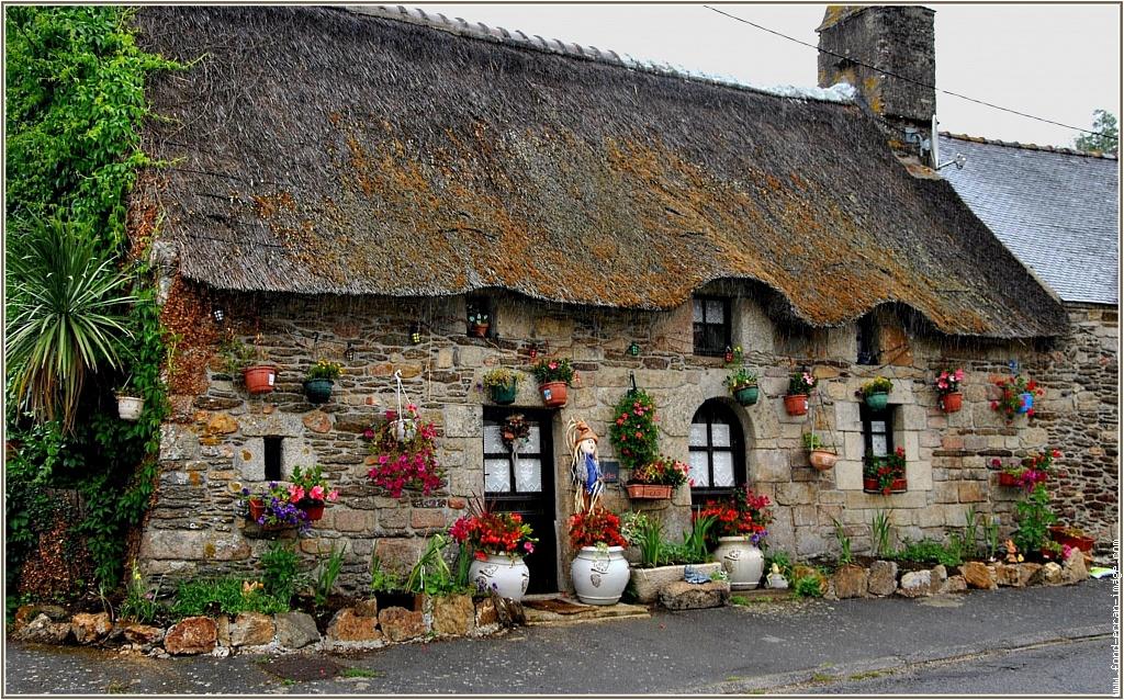 Fotos de casas im genes casas y fachadas r sticas - Fachadas casas de pueblo ...