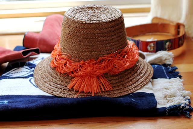 Vintage Trim Hat