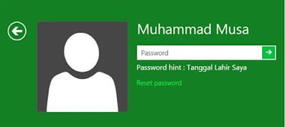 Apa Fungsi dan Pengertian Password Hint di Windows ? Ini Penjelasannya