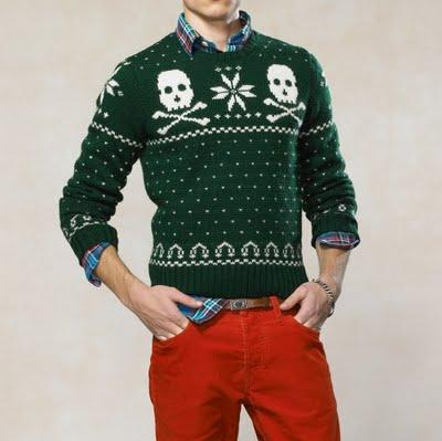 The Spooky Vegan: 13 Days of Creepmas: Ugly Creepmas Sweaters