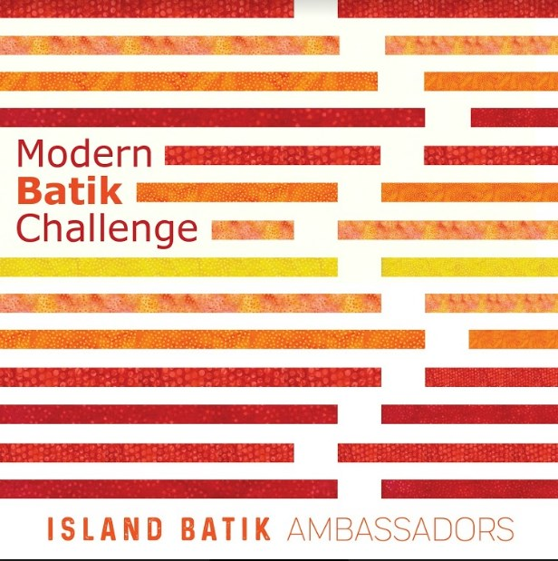 Modern Batik with Island Batik