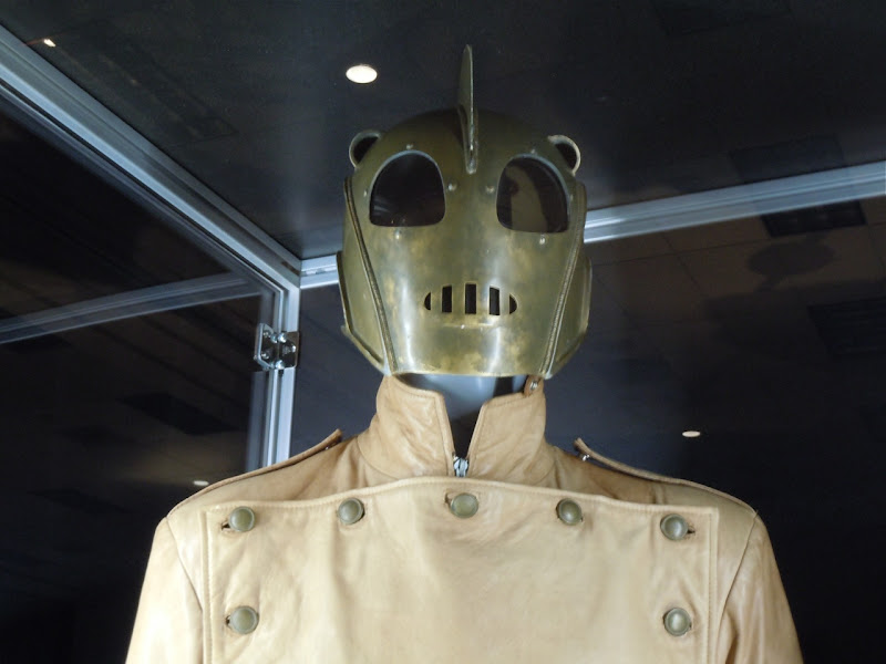 The Rocketeer movie helmet