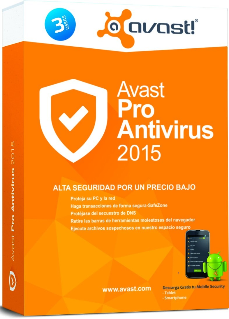 avast pro 2015 key