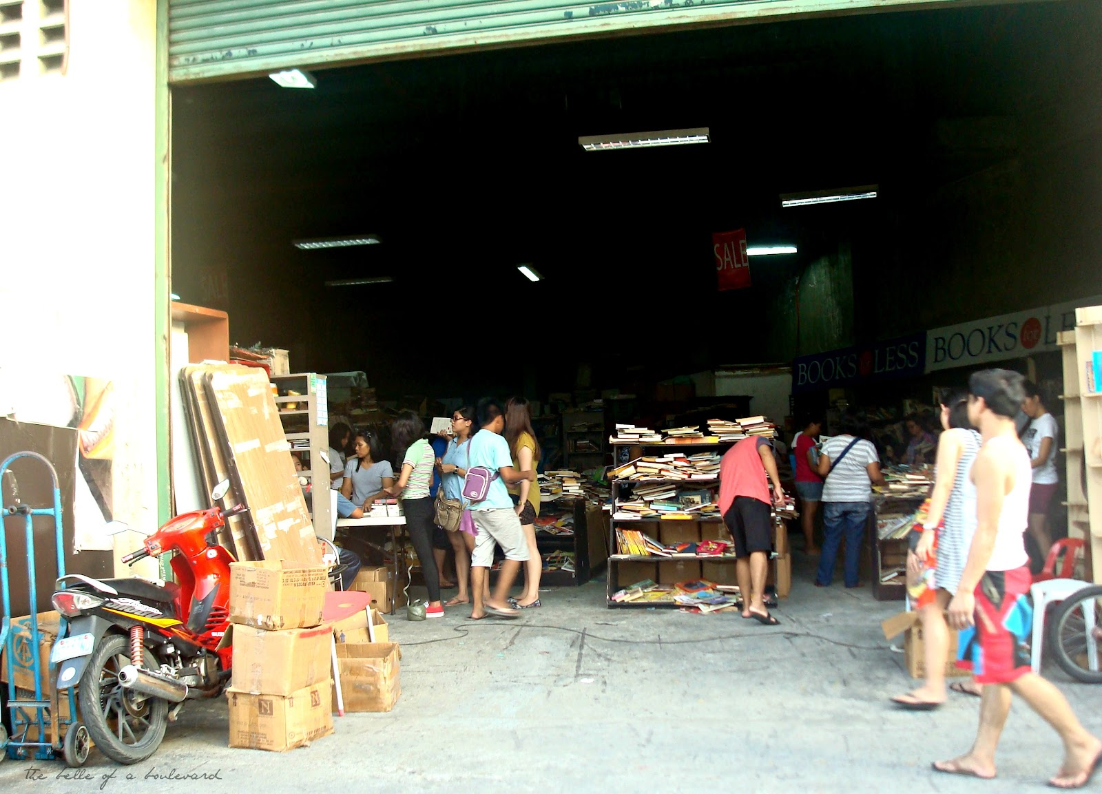 Books For Less Warehouse Sale Pasig City