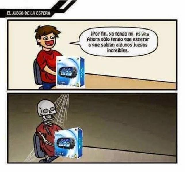 PS Vita tiene los mejores juegos