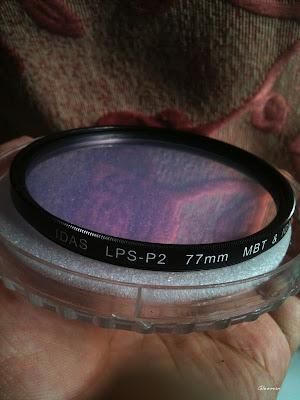 LPS濾鏡, 77mm是DA*200的規格