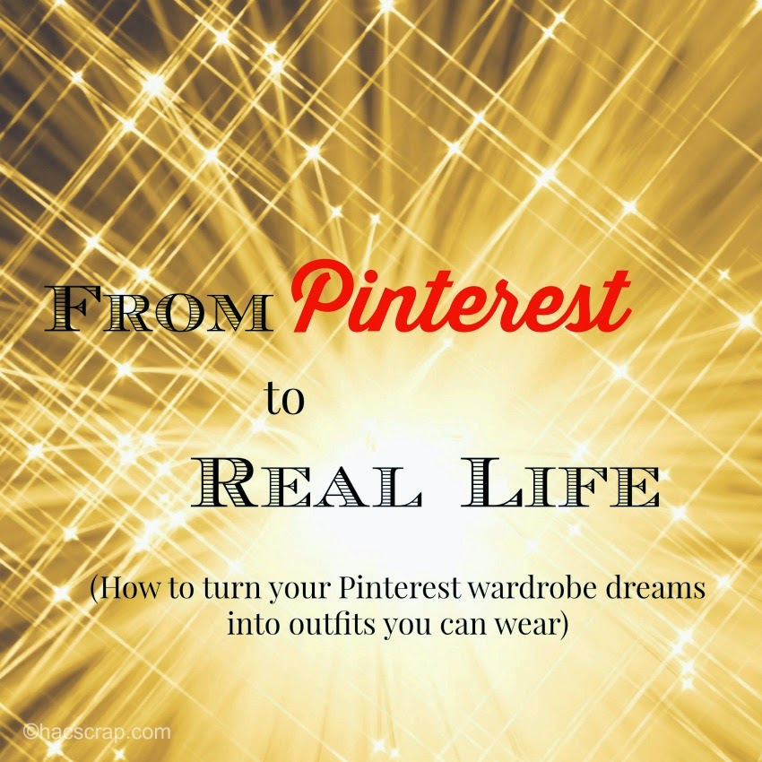 From Pinterest to Real Life - How to Recreate a Pinterest Look in Real Life