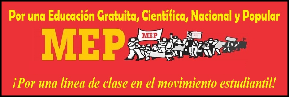 MOVIMIENTO ESTUDIANTIL POPULAR