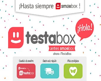 AQUI TESTABOX A 8,99€
