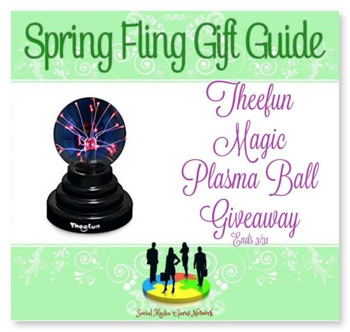 Plasma Ball Giveaway