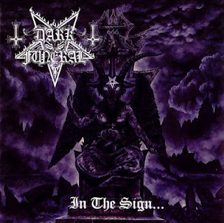 DARK FUNERAL - IN THE SIGN (2001)