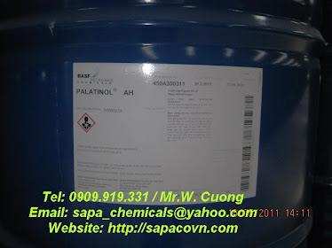 DOP / dioctylphthalate / palatinol AH