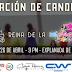 Candidatas a Reina de la Feria Nacional de Primavera Santiago Ixc. 2014