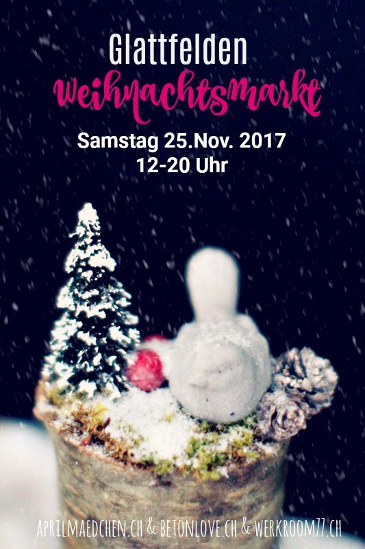 Weihnachtsmarkt Glattfelden