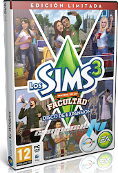 Los Sims 3 Movida en La Facultad