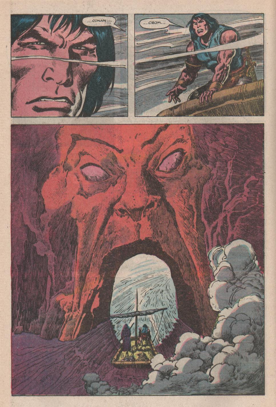 Conan the Barbarian (1970) Issue #175 #187 - English 11