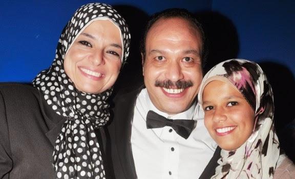 جنازة الفنان خالد صالح اليوم بالصور والفيديو