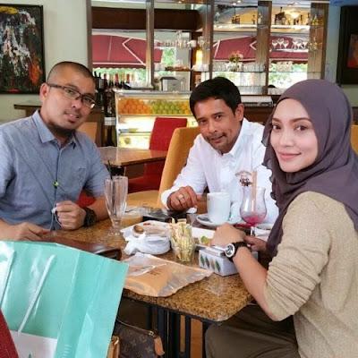 Zamarul Hisham & Diana Rafar Kahwin Semula 16 Mei Ini, info, terkini, hiburan, sensasi