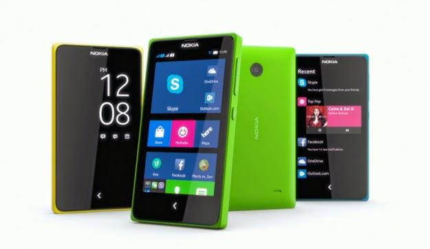 Harga dan Spesifikasi Nokia X Android