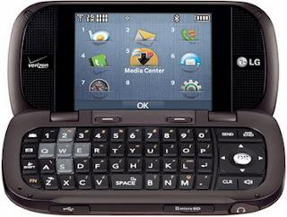 LG Octane messaging phone for Verizon