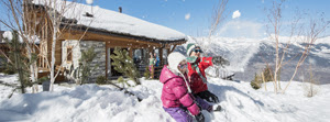 Winterferien im Chalet