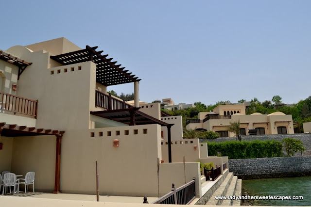 Awesome view in a One-Bedroom Villa at The Cove Rotana