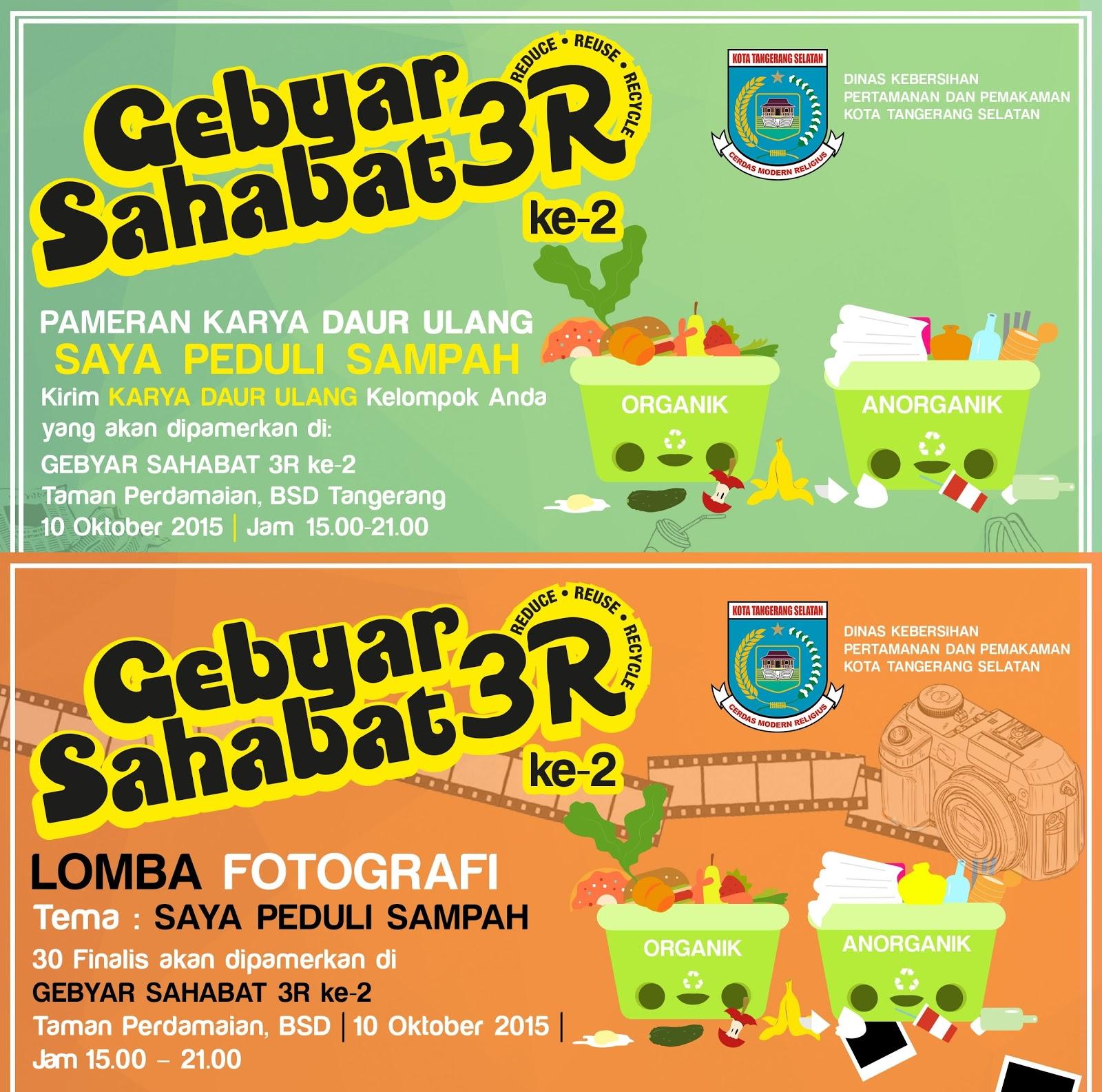 Poster Gebyar Sahabat 3R
