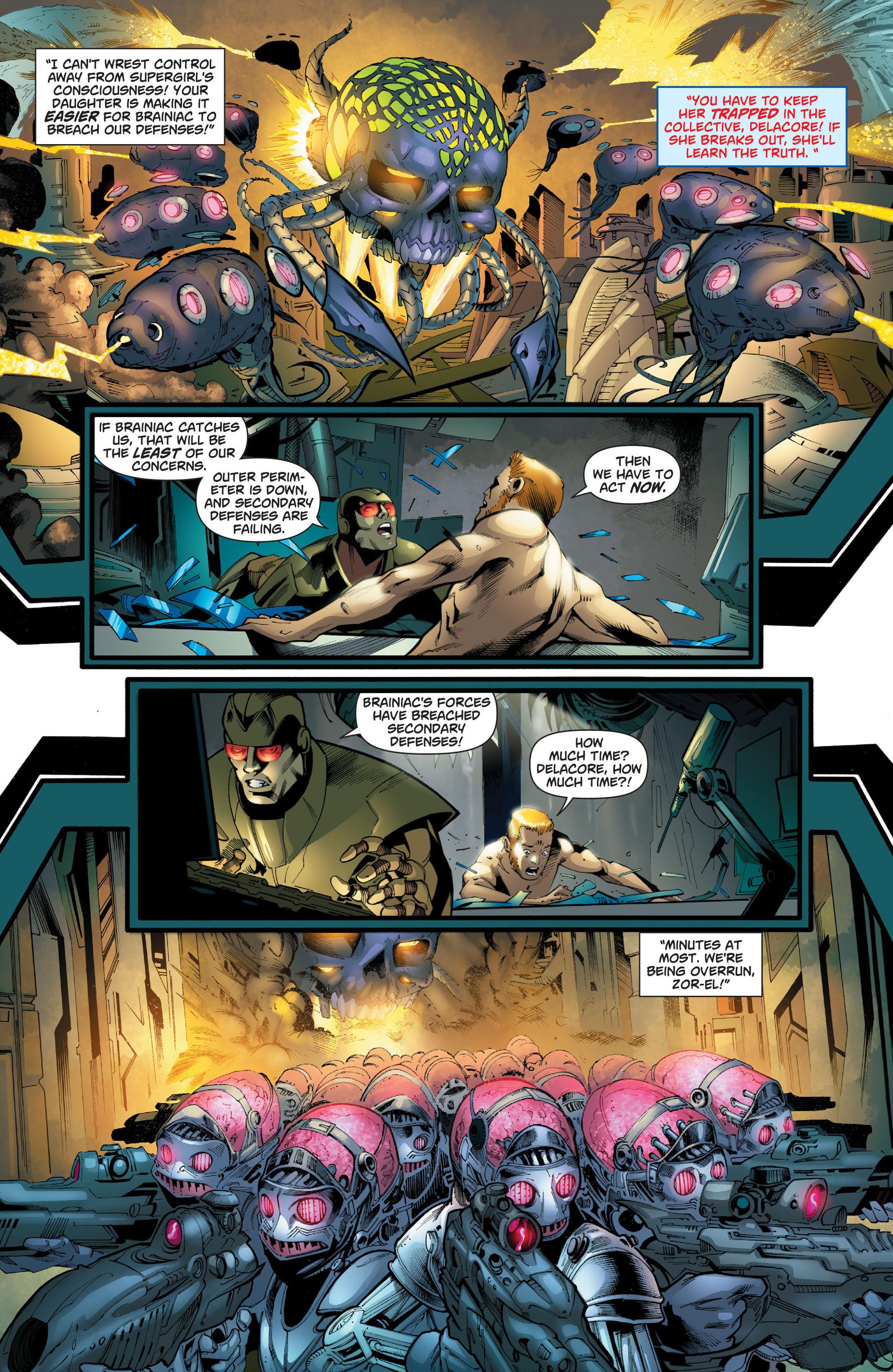 Supergirl (2011) Issue #24 #26 - English 10