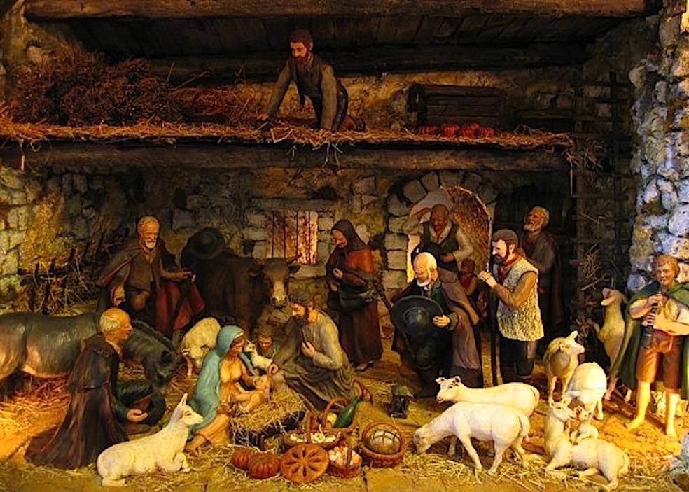 Santons et crèches de Noël  - Page 2 Nativity