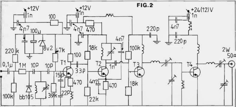 fm transmitters  frm  free radio magazine  2watt fm