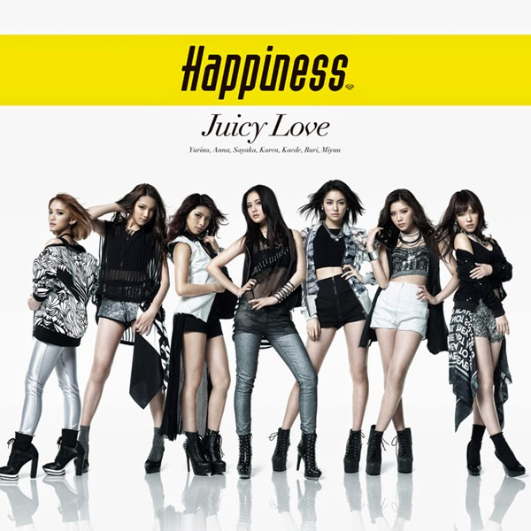 "Happiness anuncia su nuevo single ""JUICY LOVE"""