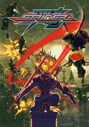 Free Download PC Game STRIDER 2014