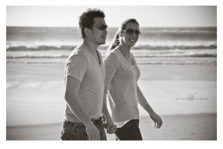 DK Photography 15 Kate & Cong's Engagement Shoot on Llandudno Beach  Cape Town Wedding photographer