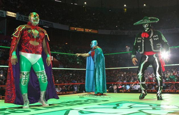 Noche de Leyendas Mexicanas
