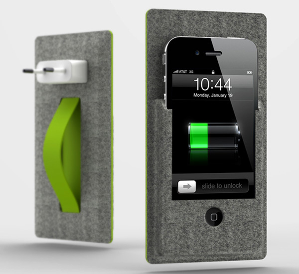 iPhone wallmounts
