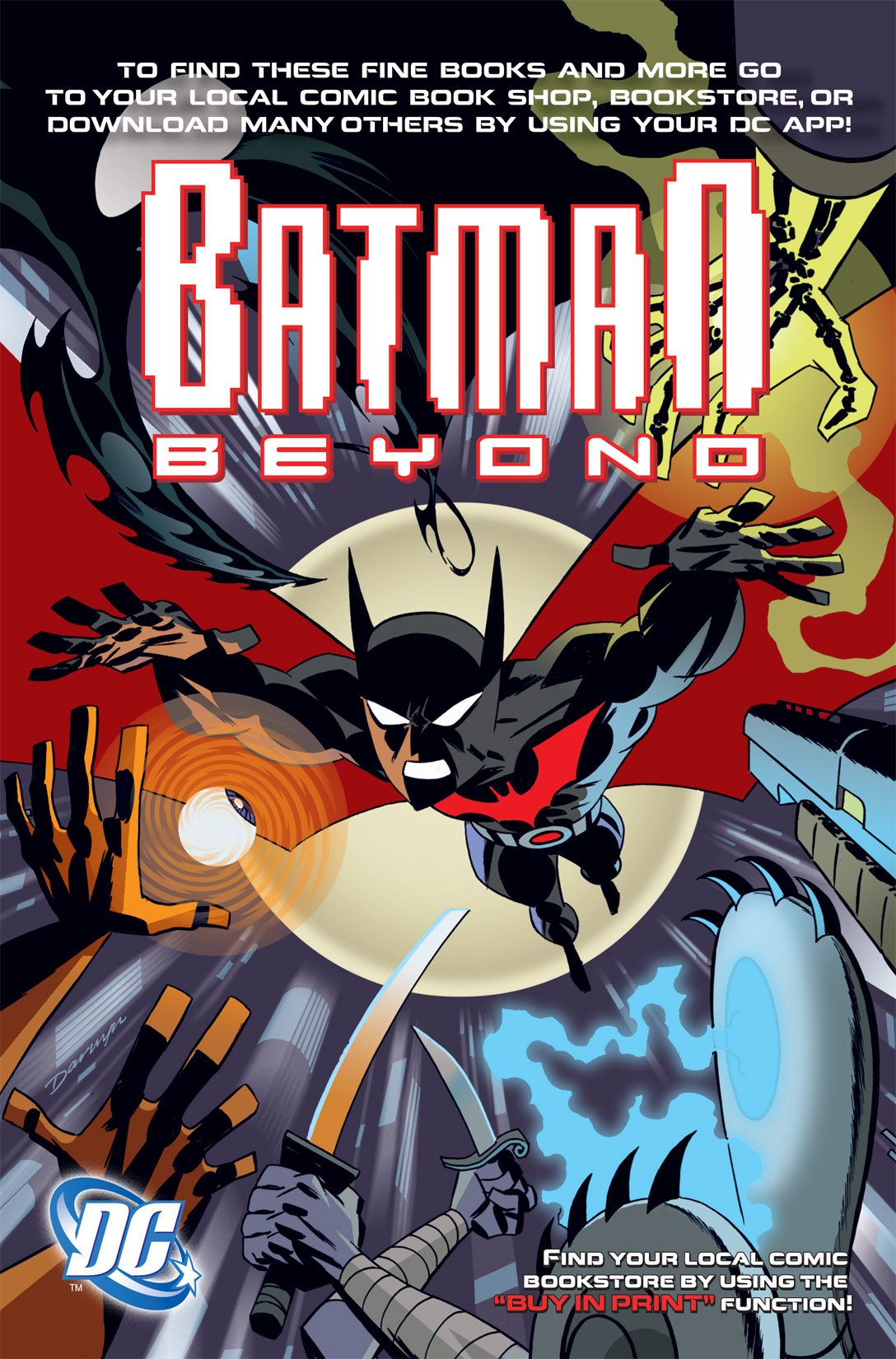 Batman Beyond [II] Issue #16 #16 - English 24