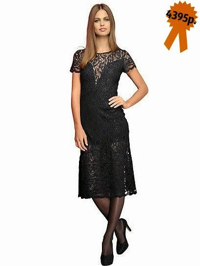 Кружевное платье Alba modarosso