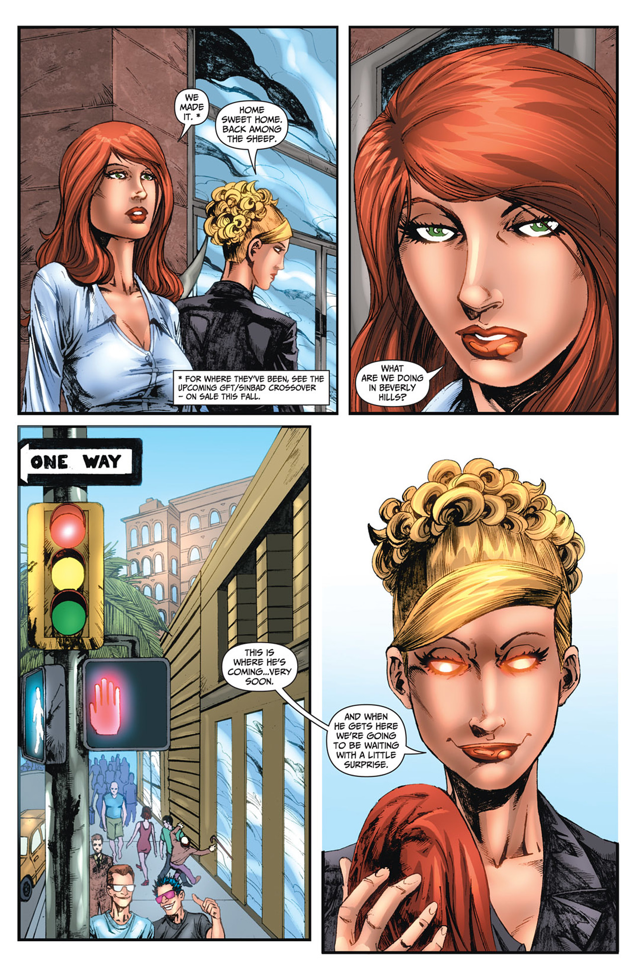Grimm Fairy Tales (2005) Issue #50 #53 - English 18