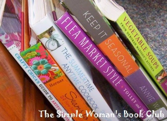 Join The Community ~ The Simple Woman's Book Club