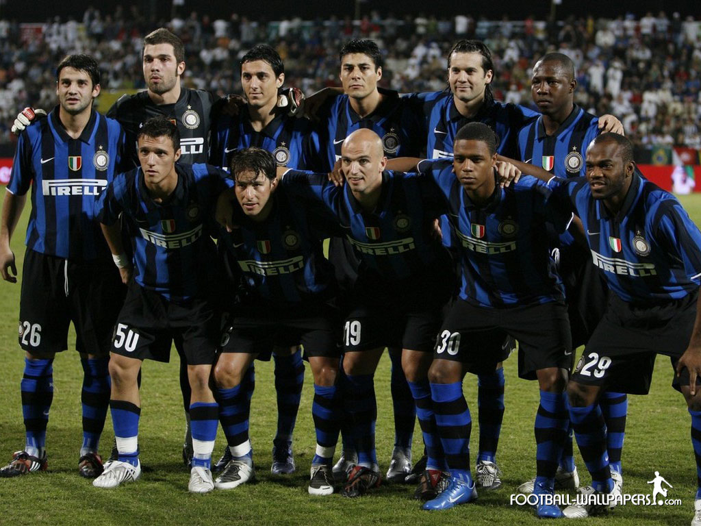 Wallpapers of Inter Milan FC :