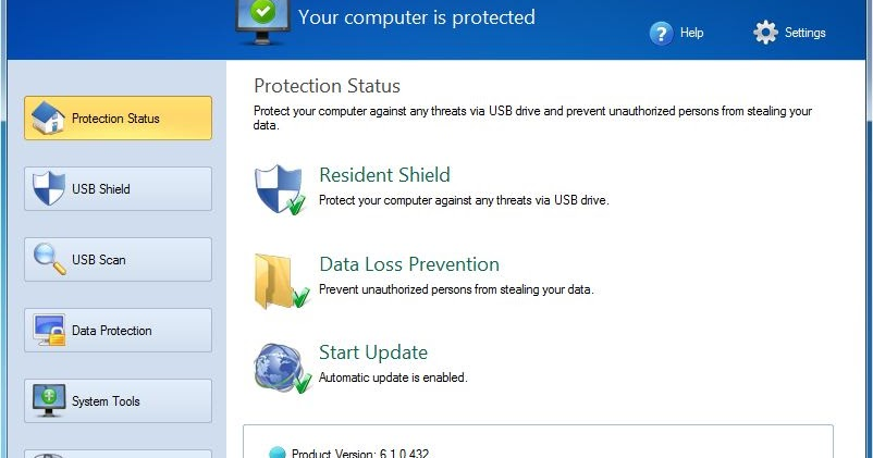USB Disk Security 6.1.0.432 Full 100% Protection with licence key Free Download - SKYLINEBD