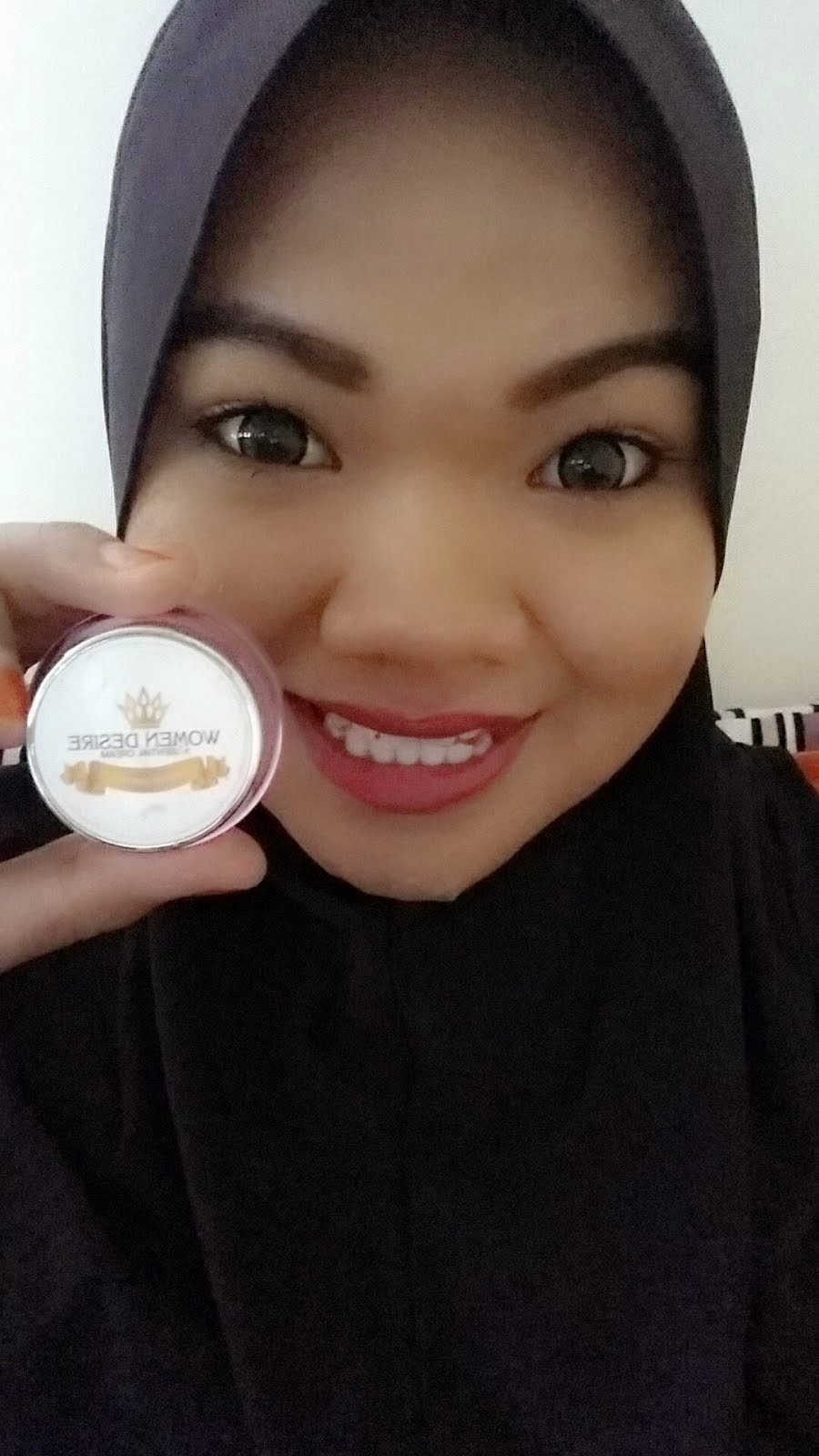 Agen Women Desire Escential Cream