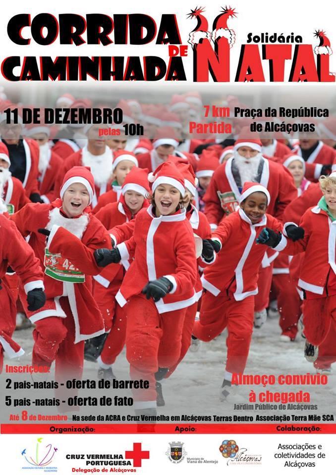 Corrida/Caminhada de Natal